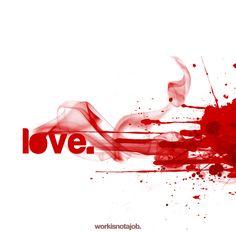 A splash of love