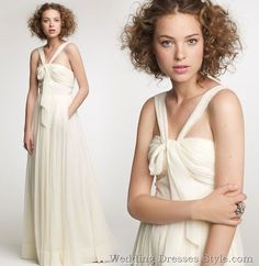 A wedding dress with pockets...... This dress has it all
