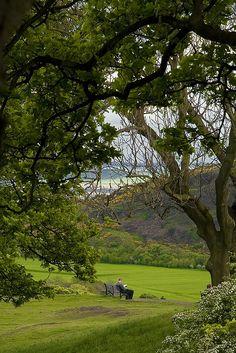 Imagina-te a ler o teu livro favorito com a fantástica paisagem de Calton Hill como pano de fundo... www.easyjet.com/pt