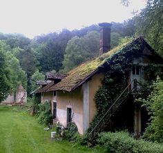 Stará chalupa - Kokořínsko - Česko