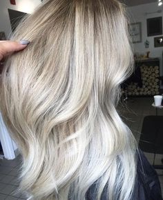 Ice blonde Plus