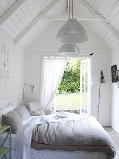 Outdoor guest/sleeping room.  Littlesooti, very nice site for party ideas too.