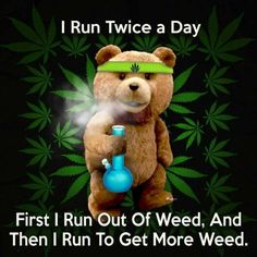 Running out of weed Funny Weed Memes, Weed Jokes, Weed Humor, Medical Marijuana, 420 Memes, Funny Humour, Stoner Quotes, Stoner Humor, Stampin Up