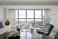 Table:  Midtown Apartment Robert Couturier