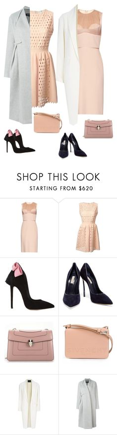 """Pretty little things"" by audrey-balt ❤ liked on Polyvore featuring Alexander McQueen, Fendi, Casadei, Bulgari, Givenchy, Alexander Wang and DAMIR DOMA"