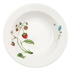 Villeroy & Boch Wildberries 7 3/4Inch Salad Dishes, Set of 6