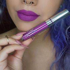 Colourpop Cosmetics Ultra Matte Lip Color :: LYCHEE