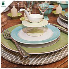 Capriche nos detalhes e faça a diferença na hora de montar sua mesa.