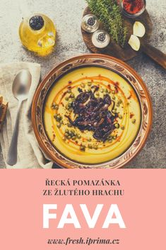 #pomazanka #lusteniny #hrach #reckakuchyne #bezmasa #recept #primafresh Hummus, Cantaloupe, Fruit, Food, Homemade Hummus, Meal, The Fruit, Essen, Hoods