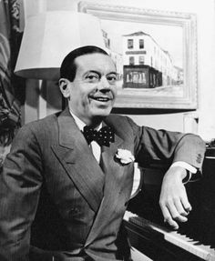 "This blog is in need of some Cole Porter wonderfulness. Porter (1891-1964) is considered one of the great American composers. Among his iconic songs are ""Begin the Beguine,"" ""You're the Top,"" ""Night and Day,"" ""De-Lovely,"" ""Anything Goes,"" and many..."