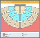 #Ticket  Bob Dylan Tickets 06/09/16 (Berkeley Greek Theatre) Section 4 Row 3 Seat 10 #deals_us