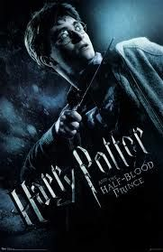 Harry Potter And The Half Blood Prince - the sixth outing for Hogwarts trio Daniel Radcliffe, Emma Watson and Rupert Grint. Harry Potter 6, Harry Potter Poster, Rowling Harry Potter, Harry Potter Half Blood, Michael Gambon, Mary Poppins 1964, Lord Voldemort, Daniel Radcliffe, Movie Posters