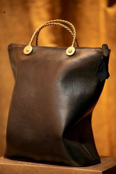 Moroccan made Leather Bag-SR