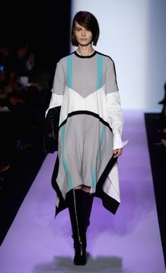 Mercedes-Benz Fashion Week : BCBGMAXAZRIA