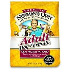 NEWMANS OWN ORGANIC DOG ADULT CHKN&RICE FORM ORG3, 12.5 LB ~~~ You can continue to the product at the image link. (This is an affiliate link and I receive a commission for the sales)