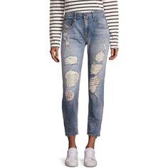 Womens Boy Distressed Skinny Jeans R13 Xt0AqN2
