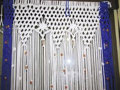 Visit the post for more. Macrame Dress, Macrame Curtain, Beaded Curtains, Macrame Bag, Diy Curtains, Macrame Knots, Macrame Jewelry, Macrame Design, Macrame Patterns