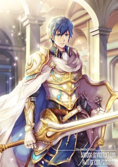 Knight Exalt of Ylisse by saedee on DeviantArt Fire Emblem Fates, Fire Emblem Chrom, Fire Emblem Awakening, Manga Anime, Anime Guys, Character Inspiration, Character Art, Character Design, Fire Emblem Characters
