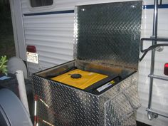 Camping Storage Ideas On Pinterest Rv Storage Campers