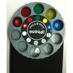 MEGA LANÇAMENTO!!! Para os fotógrafos de plantão, confiram a nova capa de iPhone inspirada nas lentes Holga! Com 9 filtros, você vai criar fotos incríveis com essa capa! - $55 reais