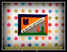A House Divided College Magnet by KeepsakesByNicolina