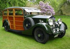 1936 Rolls-Royce - Sport Sedan