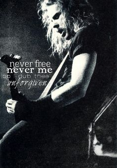 ~James Hetfield~