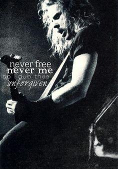~James Hetfield~