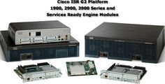 Cisco extended software capabilities of Cisco 3900, 2900 and 1900 series...