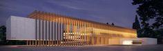 Terceiro Lugar Concurso Pavilhão do Brasil na Expo Milão 2015 / Marcio Kogan