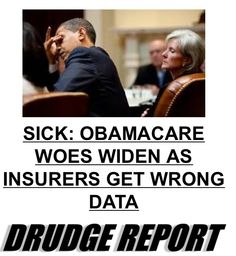 Corrupt Obamacare Data Infecting Over A Dozen Insurance Providers - Now The End Begins