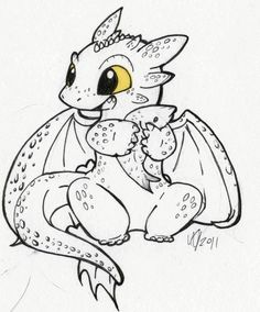 toothless | ... 16> Images For - How To Train Your Dragon Coloring Pages Toothless