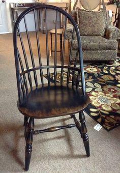 Hooker - Black Wooden High Back Chair (Set of 4) - $608.95