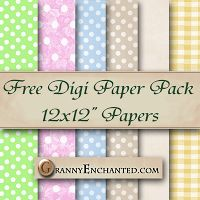 GRANNY ENCHANTED'S BLOG: Free Paper Packs Directory Page 2