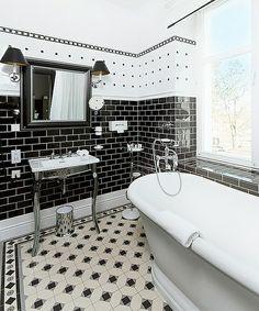 Die 31 Besten Bilder Von Fliesen Schwarz Weiss Tiles Black Tiles