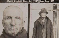 Death of Oliver ON THIS DAY…… 31st January 1934 On this day in 1934, Prisoner Archibald Oliver, aged 71 years, died in the hospital ward. The death was reported to the deputy coroner.