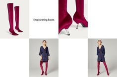Exclusiva colección de calzado de mujer AW 17 de Uterqüe. Botines, zapatos de vestir o charol, mocasines y botas xl. Inspiración de estilo para la temporada.