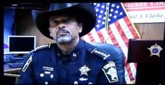 NY Daily News flips out when city's largest police union awards Sheriff Clarke 'Man of the Year'