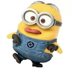 Despicable Me - John is a small two-eyed Minion with combed hair. He is the minion who acted like the boss of the working minions to make the jelly. Amor Minions, Minions Love, My Minion, Minions Quotes, Funny Minion, Minion Banana, Happy Minions, Minion Sayings, Minion Stuff