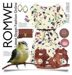 """Romwe"" by cordelia-fortuna ❤ liked on Polyvore featuring Matt Bernson, Joop! and Tom Ford"