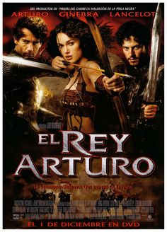 2004 / El Rey Arturo - King Arthur - tt0349683