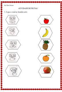 POR  AMOR: Frutas com sinais em Libras