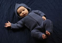 Easily knit, practical and functional, this jumpsuit is worked top down using the raglan method, with short rows incorporated in the back for comfort and extra space for diapers. Worked in garter stitch, with mirrored yarn-over cables on the sides to add interest to the design and knitting experience, the bodysuit can be made with or without the hood. The zipper in the front makes this jumpsuit very easy to put on and take off! The pattern includes a tutorial for installing the zipper, so…