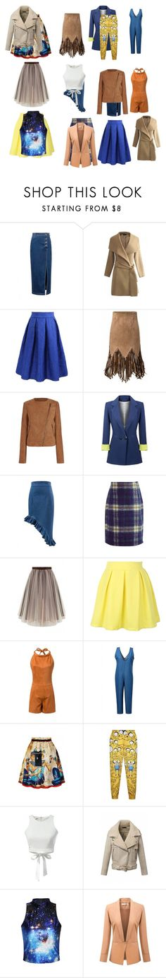 """Untitled #3345"" by luciana-boneca on Polyvore featuring women's clothing, women's fashion, women, female, woman, misses and juniors"