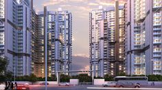 http://www.imperiastructures.com/mirage-construction-status.php  Mirage is a world class residential apartments Located in Jaypee Sports City, Yamuna Expressway on the sidelines of the F1 tracks on Buddh International Circuit, Mirage Homes is a 5 acre complex with 6 residential towers.