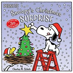 """Read """"Snoopy's Christmas Surprise"""" by Jason Cooper available from Rakuten Kobo. Celebrate Christmas with Snoopy, Woodstock, and the rest of the Peanuts gang in this storybook! Snoopy is excited wh. Peanuts Christmas, Christmas Rock, Christmas Cartoons, Charlie Brown Christmas, Charlie Brown And Snoopy, Very Merry Christmas, Christmas Things, Christmas Quotes, Christmas Wishes"""