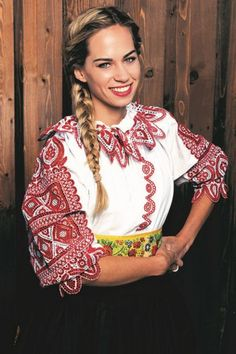 Slovak costumes of various regions vol. 2 - Pictures of lost world Heart Of Europe, Folk Dance, Folk Costume, Folklore, Costume Design, Czech Republic, Travelling, Pictures, Lost