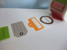 Labels and Tags Tape