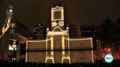Se realizó en Buenos Aires en conmemoración del Bicentenario argentino, en el año 2010, una técnica llamada mapping -que permite proyectar imágenes de alta definición sobre las paredes de un edificio mediante la utilización de proyectores- dicha proyección fue realizada por la empresa DobleA. Una verdadera obra, donde se puede ver el arte con la tecnología.