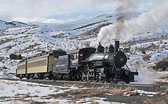Nevada - Virginia and Truckee Railroad
